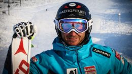 Marc Digruber belegte beim EC-Slalom in Levi Rang sechs.