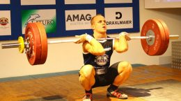 Jürgen Grubmüller verteidigte erfolgreich seine Landesmeistertitel