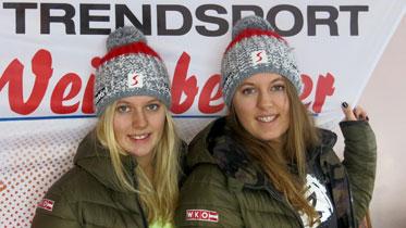 Neussner-Zwillinge aus Landersdorf bei Statzendorf
