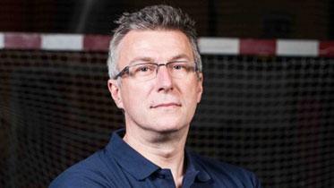 Hollabrunn-Trainer Raimund Auss ist mit dem Punkt zufrieden. - Foto: UHB