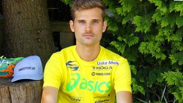 Christian Steinhammer (USKO Melk). - Foto Privat