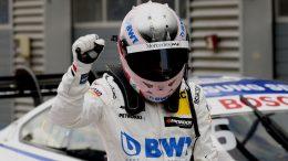 Lucas Auer feierte seinen dritten DTM-Sieg - Copyright DTM